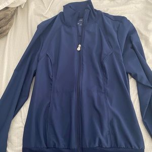 Cherokee infinity scrub jacket